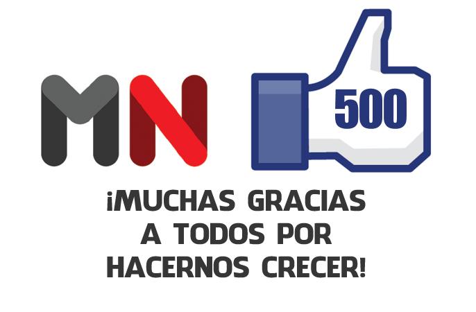 500 seguidores FB copy