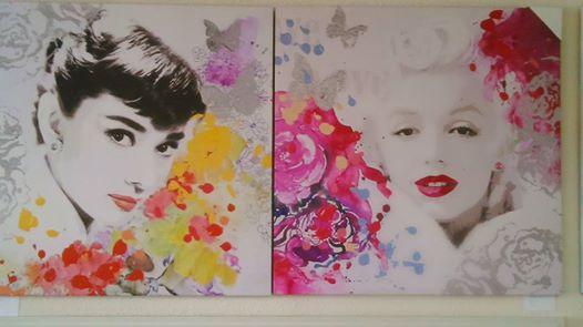 Audrey o de Marilyn