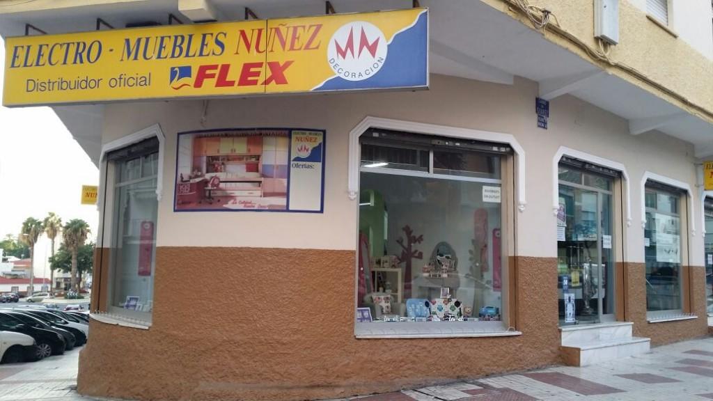 Muebles Núñez. Camino de Suárez 41