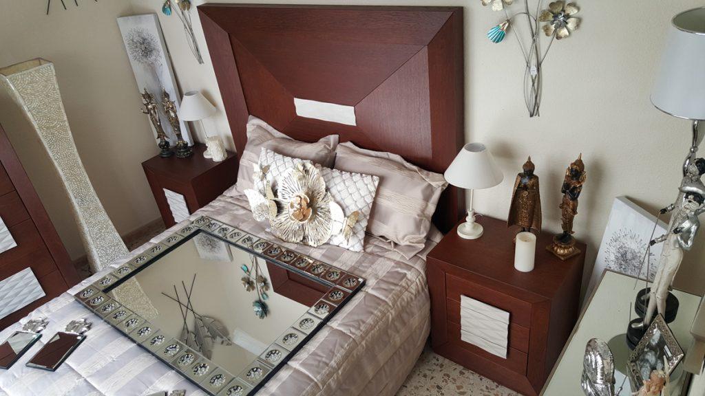Segundo dormitorio completo dentro de las nuevas exposiciones